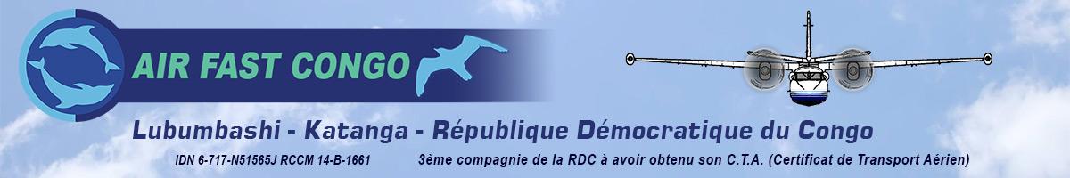 AIR FAST CONGO – Lubumbashi, RDC
